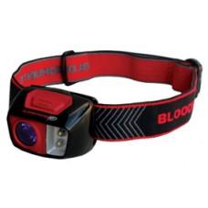 Lanterna de Cabeça Bloodhunter HD 61109M - Deteção de sangue Primos